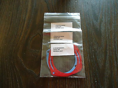 3 New Rdm601 Shims #51B52278048800, 51B52278018800, 51B5227803 For Comco Indexer