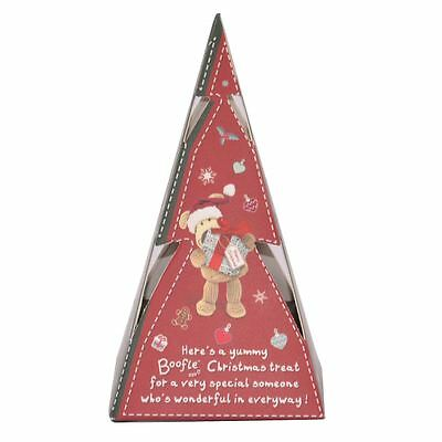 Boofle Christmas Tree Chocolates - Gift Boxed