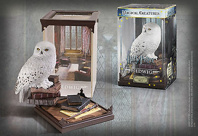 Harry Potter Magical Creatures #1 Hedwig The Noble Collection New Sealed Box