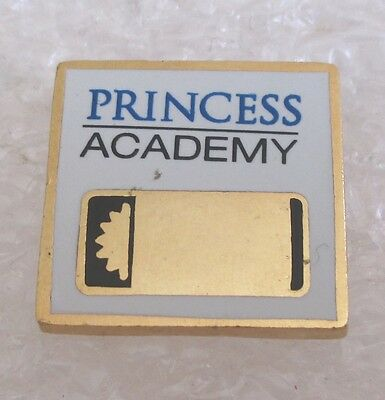 Princess Cruise Lines Princess Academy Commodore Award Pin