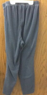 Maternity Navy Blue Casual Pants By Trend Basics Maternity Size S