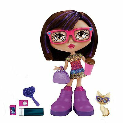 Chatsters Abby Interactive Doll 300+ Words Phrases, Games NEW