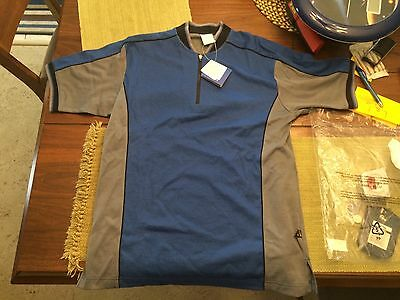McDonalds Halloween Costume Fast Food Uniform Employee Work Polo Golf Shirt