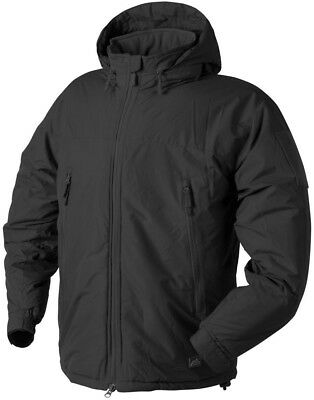 Helikon Tex Level 7 Winter Jacket Black schwarz Climashield® Apex™ Winterjacke