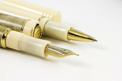 VISCONTI MILLIONAIRE EMPIRE HONEY LTD EDITION 15 of 988 FOUNTAIN PEN/ROLLERBALL