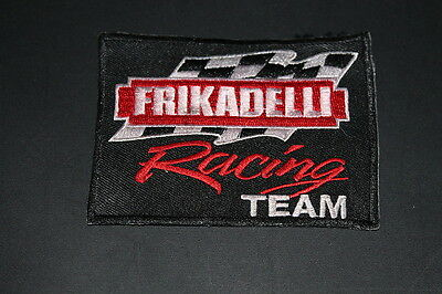 -14 Frikadelli Racing VLN Langstrecke Ring Aufnäher Patch Bügler Application