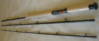 *NEW* 12 ft DAM 3 Piece Senso Power Scandinavian Fly Fishing Rod 8-9 IM6 Carbon