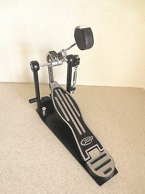 Pacific / PDP SP602 Single Bass Drum Pedal Works Great! Double Chain!