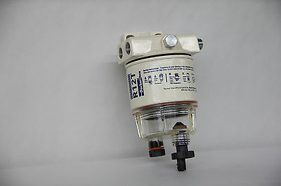 120At - Racor Diesel And Gasoline Fuel Filter Spin-On