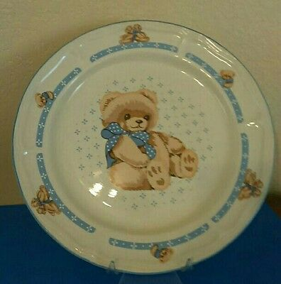 Tienshan Country Bear Serving Plate Platter