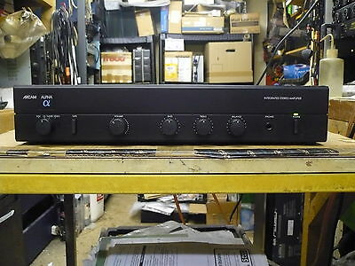 Arcam Alpha 2 Integrated Amplifier with Phono Stage, Good Condition