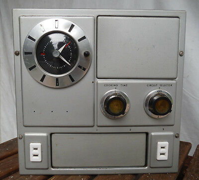 1957 Westinghouse Automatic Appliance Center, Mid Century Kitchen Electric RARE!