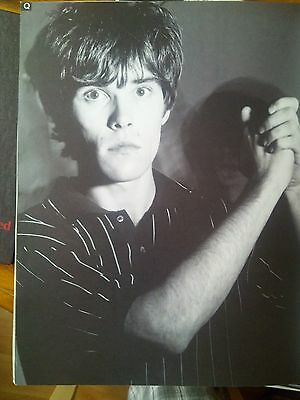 Ian Brown The Stone Roses Early Photo Shoot Full Page 29 x 22cm approx