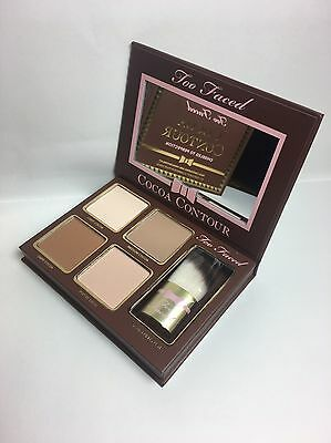 TOO FACED Cocoa Contour Chiseled to Perfection Light To Medium BNIB