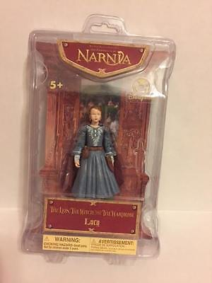 """New In The Box Disney's The Chronicles Of Narnia """"lucy"""" Figurine Toy"""