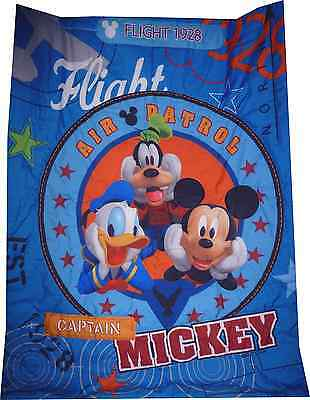 Disney Mickey Mouse Captain Toddler Bedding - Comforter  Only