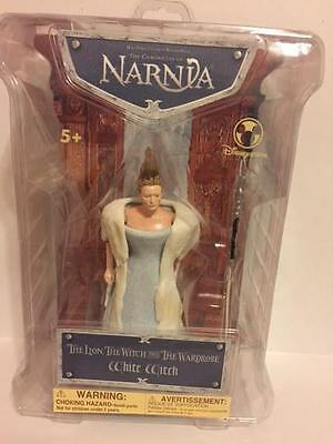 """New In The Box Disney's The Chronicles Of Narnia """"white Witch"""" Figurine Toy"""