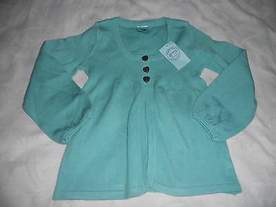 Girls Pumpkin Patch long sleeve baby doll knit cardigan  Size 5