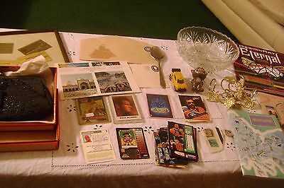 Vintage Junk Drawer Lot-LARGE Box Full of ITEMS-LOT # 326