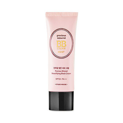 [ETUDE HOUSE] Precious Mineral Beautifying Block Cream Moist - 45g ROSEAU