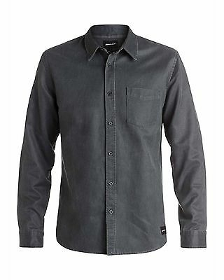 NEW QUIKSILVER™  Mens Seized And Released Long Sleeve Shirt Tops