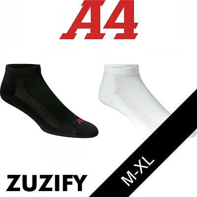 A4 Performance Low Cut Socks. S8002