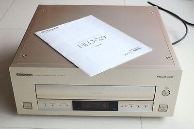 Pioneer HLD-X9 MUSE Hi Vision Laser Disc Player