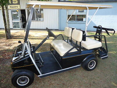GOLF BUGGY / CART 2003 CLUB CAR DS 4 Seater. Very good condition