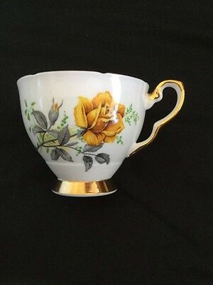 Vintage Royal Stafford Roses to Remember Tea Cup