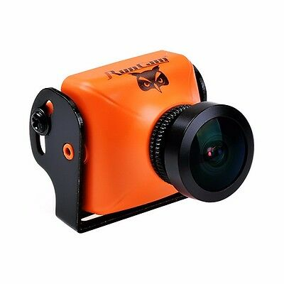RUNCAM OWL PLUS 700TVL Mini FPV Camera 0.0001 Lux 150 Wide Angle IR Block 5-22V