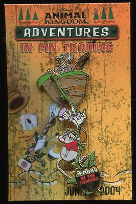 WDW AK Adventures in Pin Trading The Rescuers LE Disney Pin 30823