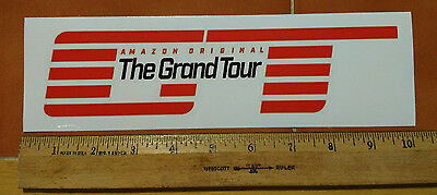 Grand Tour Sticker 3 x 10 ""