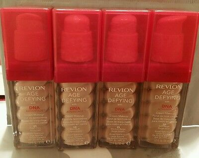 Revlon Age Defying With DNA Advantage Cream Makeup YOU CHOOSE!