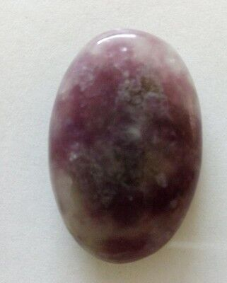 23.65Cts Natural Handsome Royal Shaded Translucent Oval Cabochon Gemstone 1115
