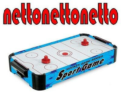 AIR HOCKEY da Tavolo - 70 cm - SPORT GAME