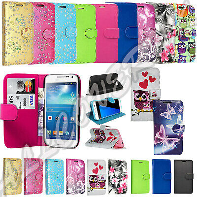 Samsung Galaxy J3 2016 J5 A3 A5 Mobile Phone PU Leather Wallet Book Case Cover