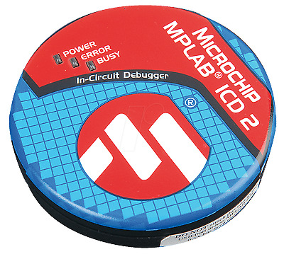 Microchip MPLAB ICD 2 In-Circuit Debugger / Programmer