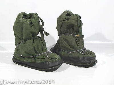 British Army Mukluk Snow Shoes Thermal Over Boots GENUINE Walking MOD Surplus