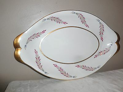 """Meito Norleans Chatham Pattern Large 18"""" Serving Platter-Occupied Japan"""