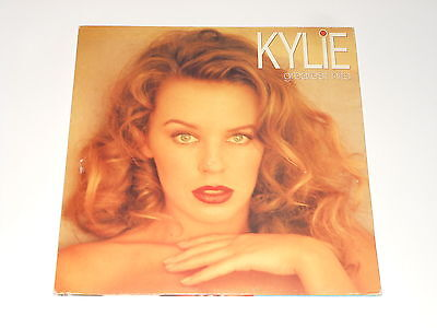 Kylie Minogue - 2LP - Greatest Hits - 1992 - PWL International hf 25