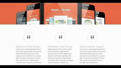 Website/Blog, Nimble Theme from Elegant Themes - $99 Only, 5-day delivery!