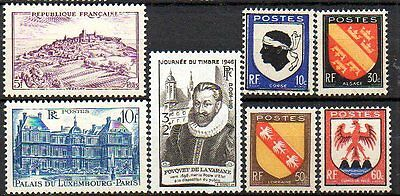 Francia Serie Complete Nuove     Lot 00889