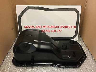 Mitsubishi L200 K74 Pick Up 2.5TD 4D56  Engine Oil Sump Pan with Gasket New