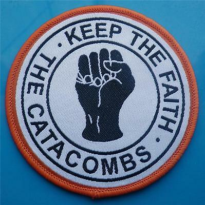 Northern Soul Patch - Catacombes Wolverhampton - Keep The Faith