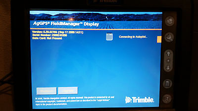 Trimble FMD Display
