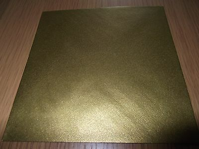 Gold Envelopes Pearlised pack of 10 (14 x 14cm)