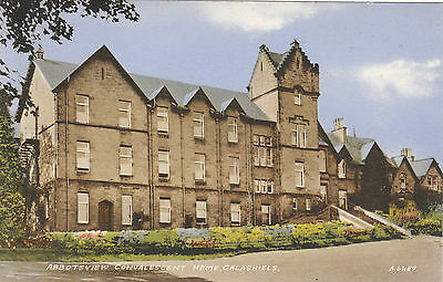 Abbotsview Convalescent Home, GALASHIELS, Selkirkshire