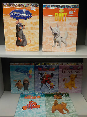 Disney Movies - The Graphic Novels - 7 Books Collection! (ID:42710)