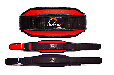 Racaposhi.com® Light and Strong Weight Lifting Gym Belt Back & Training Support