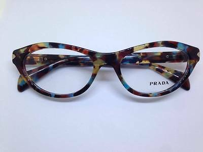 PRADA occhiali da vista donna fantasia made in Italy VPR 18P woman glasses
